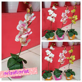 jual bunga plastik surabaya, toko bunga plastik surabaya