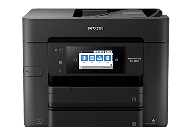 Drivers Epson WorkForce Pro EC-4040 Download