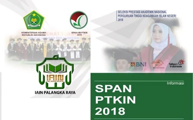 Penerimaan Mahasiswa Baru Program Studi Manajemen Pendidikan Islam Jalur SPAN PTKIN 2018
