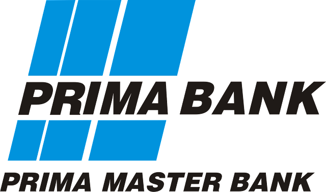 Download Logo Prima Bank PNG