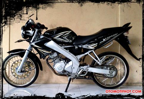Foto Modifikasi Yamaha Vixion Terbaru 2015