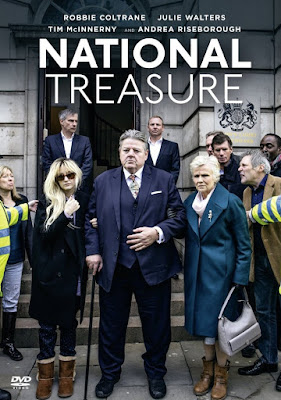 National Treasure Series Poster