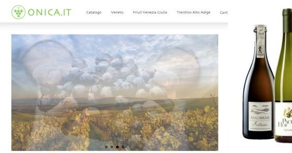 Un'enoteca online dedicata ai vini di Veneto, Friuli ed Alto Adige