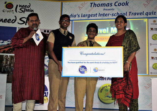 Thomas Cook India's Travel Quest Season III witnesses impressive participation for its City Finals in Bangalore