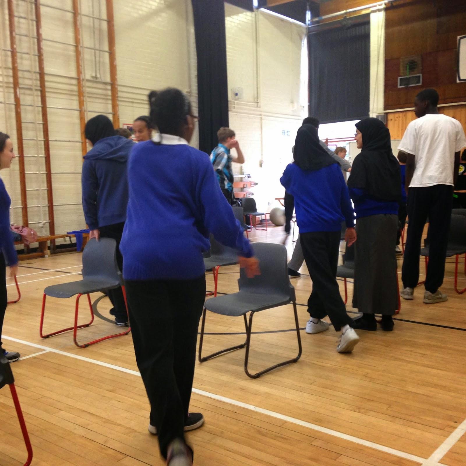 WPSD London/Oak Lodge Experience: Oak Lodge School/Central