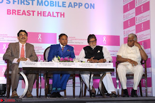 Amitabh Bachchan Launches Worlds 1st Mobile App Abc Of  Health 024.JPG