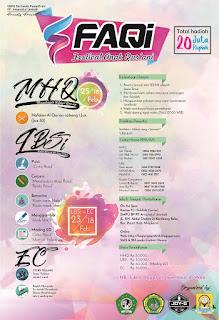 Lomba Festival Anak Qurani (FAQi) 2018 Untuk SD Sederajat