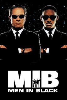 Men in Black (1997) เอ็มไอบี หน่วยจารชนพิทักษ์จักรวาล