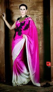 Bangladesh Fashion Show Girl Ruma some picture collection In Saree