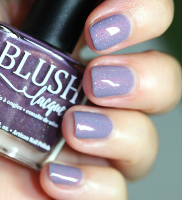 Blush Lacquers The Pledge