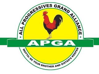 APGA Logo