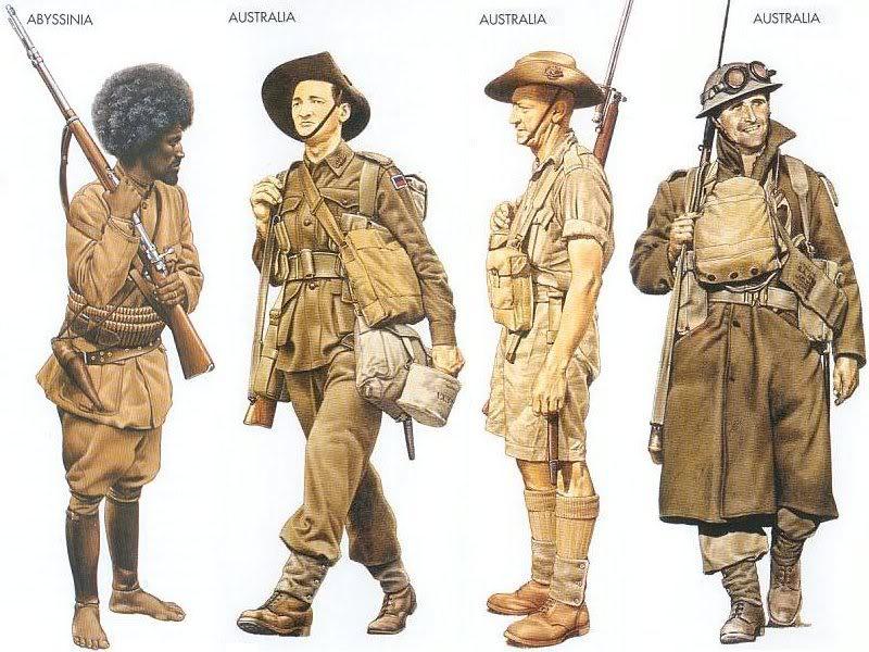 World War Two Army Uniform 12
