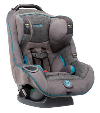 Safety 1st Advance 70 Air Convertible Car Seat Giveaway