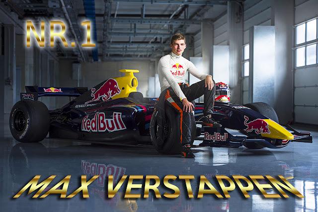 Formule 1 Max Verstappen wallpaper
