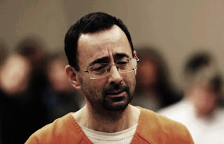 U.S.A former gymnastics team specialist Larry Nassar sentenced to 60 years in jail