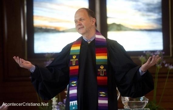 Pastor gay de Iglesia Presbiteriana