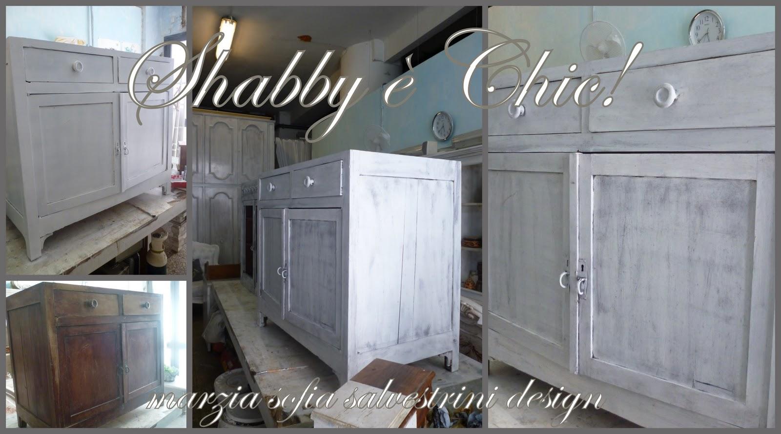 Corsi d 39 arte pittura su mobili e su mura decorazione a - Mobili grezzi da dipingere ...