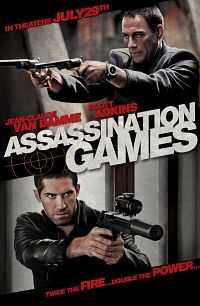 Assassination Games (2011) Dual Audio Download Hindi - English 300mb