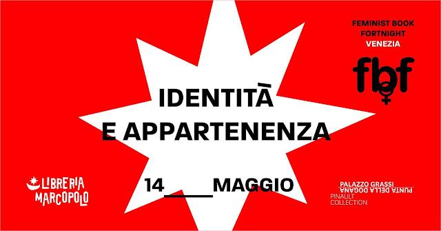 Identità e Appartenenza - 14 maggio