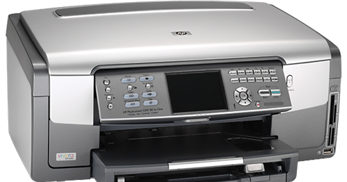 Update Photosmart 3300 All-in-One Printer series Drivers For hp