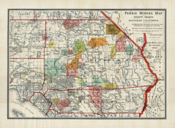 Twentynine Palms California Map.Wonder Valley Ca Maps