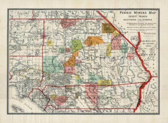 Map Of California 29 Palms.Wonder Valley Ca Maps