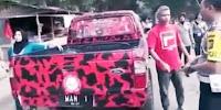 <b>Viral, Vidio Ketua PDIP Kota Bima Bentak-Bentak Polisi Saat Ditilang</b>