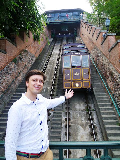 Будапешт, фуникулер (Budapest, funicular)