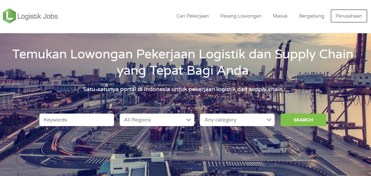 Tips Mencari Lowongan Logistik Jakarta Lewat Internet