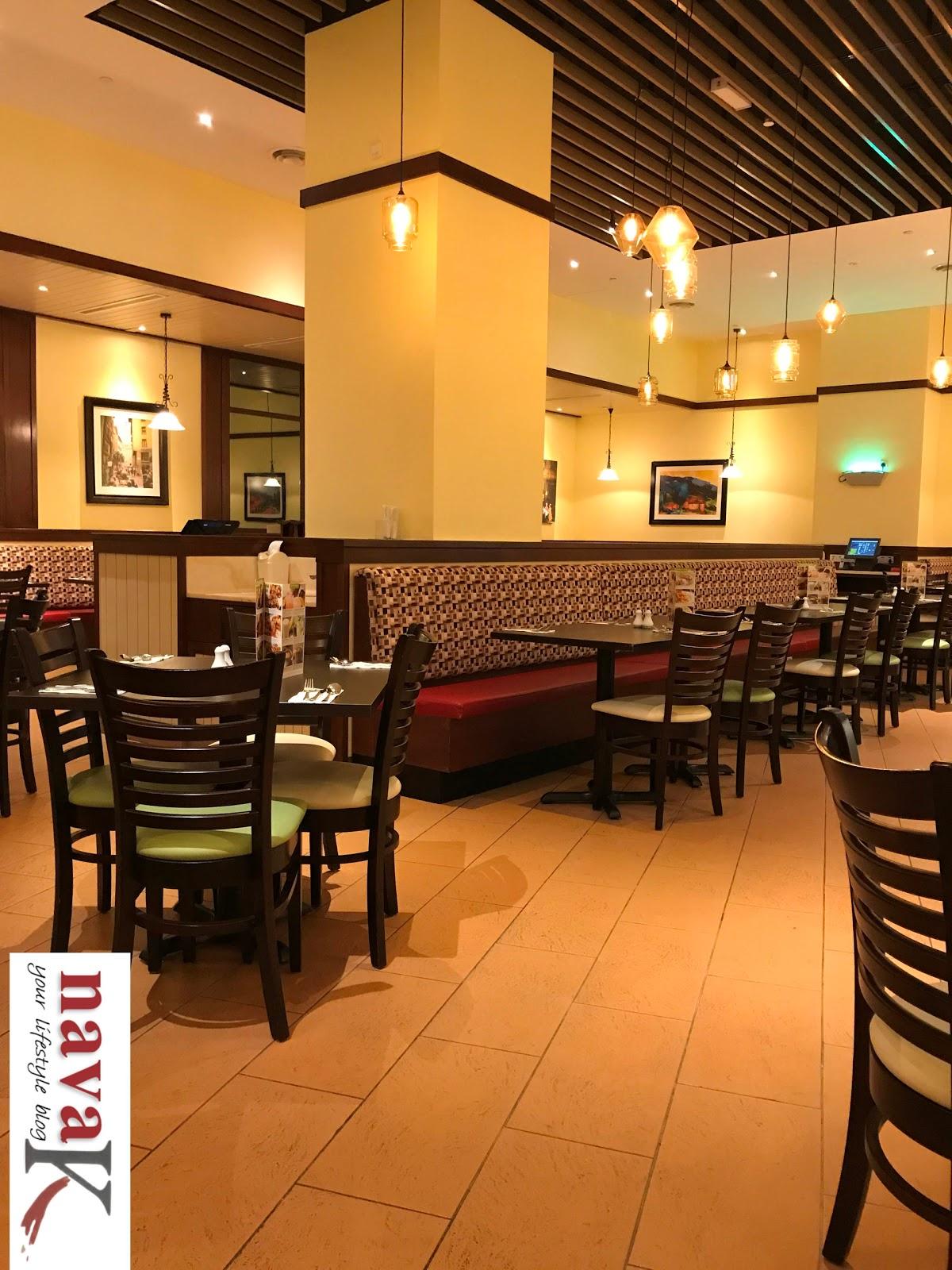 nava-k: Olive Garden - AEON Mall, Seksyen 13 (Shah Alam)