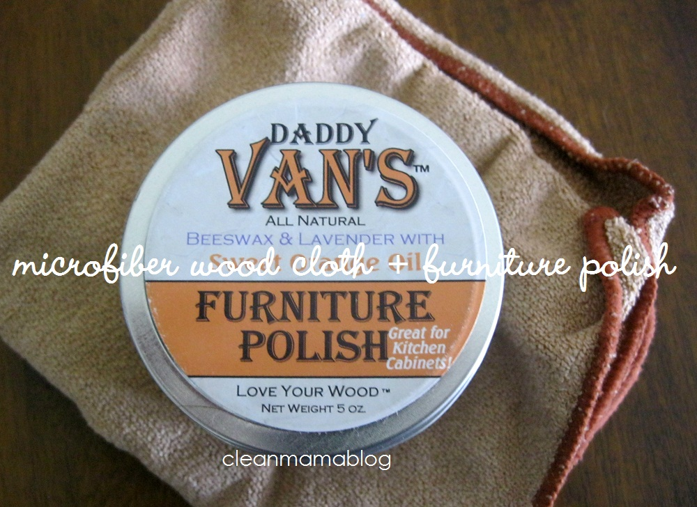 Clean Mama How To Use Microfiber