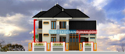 Arsitek Desain Rumah Type 340