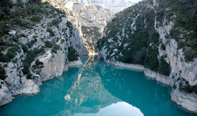 Maravilha da França 1: Côte d'Azur e Gorges du Verdon