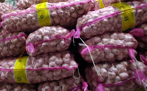 Hore...RI Impor 196.000 Ton Bawang Putih