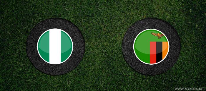نيجيريا وزامبيا بث مباشر