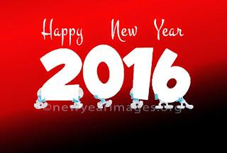 Kartu Ucapan Happy new year 2016 selamat tahun 2016 35