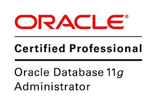 Certificação OCP Database 11G