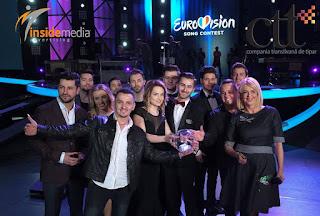 castigator eurovision