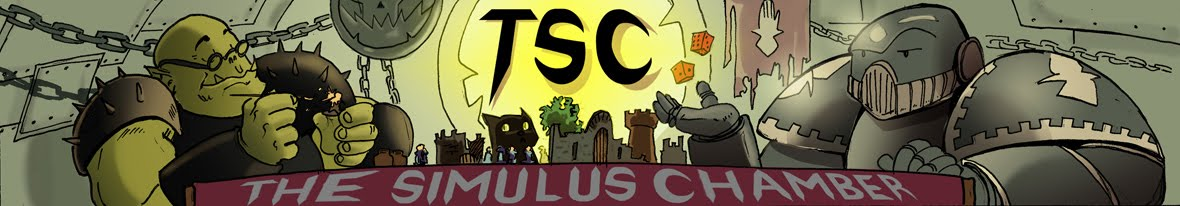 TSC: The Simulus Chamber
