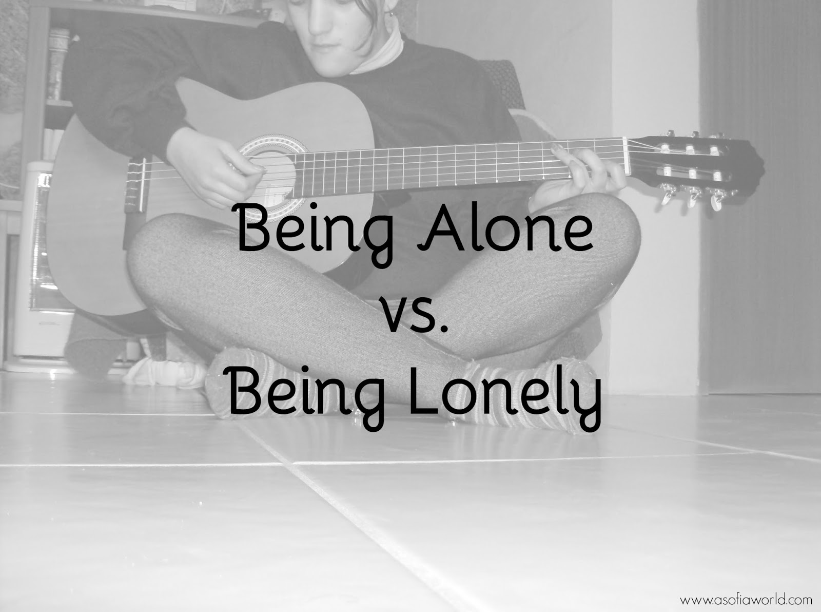 being alone essay Essay on being alone at home we carefully choose writers to employ, paying attention to their skills and abilities.