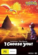 Pokémon O Filme: Eu Escolho Você! 2017 - Dublado