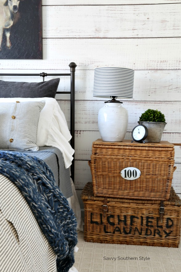 Savvy Southern Style : Farmhouse Style Winter Guest ...