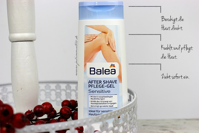 Balea-After-Shave-Pflege-Gel