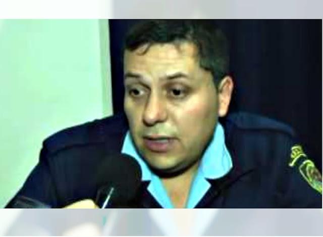 El Oficial Albornoz dá el parte sobre varios echos delictivos en Laborde