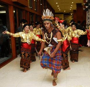 Tari Hegong Dari Maumere Tarian Daerah Sikka Nusa Tenggara Timur