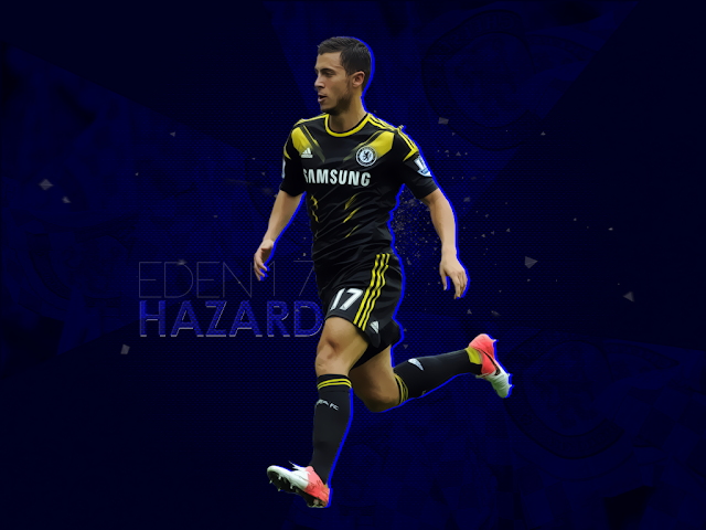 2018 Eden Hazard HD Wallpapers