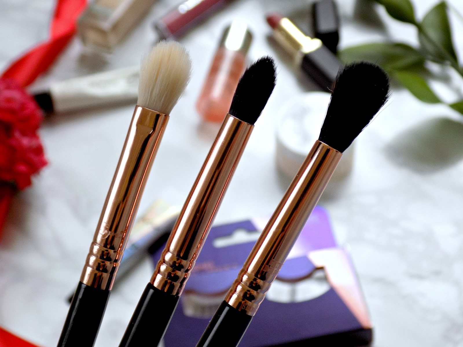 Sigma Cashmere Classic Brush Set