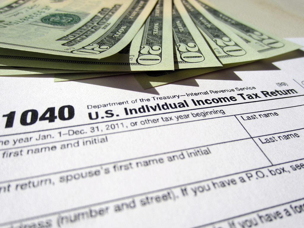 """Journey in Life: """"Tax return"""" nghĩa là gì?"""