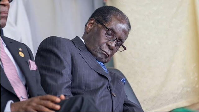 Robert Mugabe Died at age 92 but he resurrected again