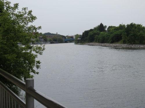 Manistee Riverwalk